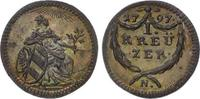 Kreuzer 1797 Nürnberg, Stadt  Hübsche Patina. Winzige Stempelfehler, vo... 40,00 EUR  zzgl. 5,00 EUR Versand