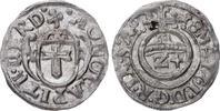 1/24 Taler 1618 Verden, Bistum Domkapitel. Vorzüglich +  85,00 EUR  zzgl. 5,00 EUR Versand