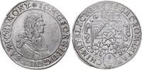 1/3 Taler 1668  CR Sachsen-Albertinische Linie Johann Georg II. 1656-16... 165,00 EUR  zzgl. 5,00 EUR Versand