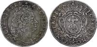 1/6 Taler 1715 Jülich-Berg Johann Wilhelm II. 1679-1716. Sehr schön  125,00 EUR  zzgl. 5,00 EUR Versand