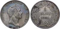 Gulden 1841 Baden-Durlach Leopold 1830-1852. Hübsche Patina. Fast vorzü... 75,00 EUR  zzgl. 5,00 EUR Versand