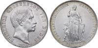 Gedenkgulden 1863 Baden-Durlach Friedrich I. 1852-1907. Vorzüglich +  135,00 EUR  zzgl. 5,00 EUR Versand