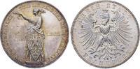 Taler 1862 Frankfurt, Stadt  Prachtexemplar. Minimaler Randfehler, fast... 145,00 EUR  zzgl. 5,00 EUR Versand