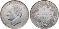 Gulden 1837 Hessen-Darmstadt Ludwig II. 1830-1848. Winziger Randfehler,... 225,00 EUR kostenloser Versand