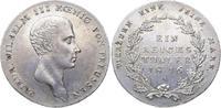 Taler 1816  A Brandenburg-Preußen Friedrich Wilhelm III. 1797-1840. Win... 135,00 EUR  zzgl. 5,00 EUR Versand