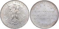 Taler 1859 Frankfurt, Stadt  Minimale Kratzer, vorzüglich-Stempelglanz  125,00 EUR  zzgl. 5,00 EUR Versand