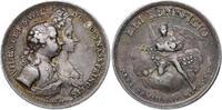 Silbermedaille 1770 Nassau-Diez-Oranien Wilhelm V. 1751-1806. Sehr schön  95,00 EUR  zzgl. 5,00 EUR Versand