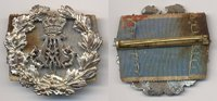 um 1920/30 Bayern Prinz Alfons Erinnerungsabzeichen in Silber 2-3  38,00 EUR34,20 EUR