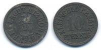10 Pfennig 1919 Sachsen - Etzdorf Rittergut Etzdorf (H.326.2) vorzüglich  29,00 EUR  zzgl. 3,80 EUR Versand