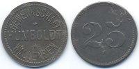 25 Pfennig ohne Jahr Hannover - Wallensen Gewerkschaft Humboldt Wallens... 79,00 EUR  zzgl. 3,80 EUR Versand