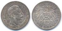 5 Mark 1895 A Preußen Wilhelm II. 1888-1918 vorzüglich/prägefrisch  198,00 EUR kostenloser Versand