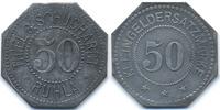 50 Pfennig ohne Jahr Sachsen/Coburg/Gotha - Ruhla Thiel & Schuchardt Ru... 28,00 EUR