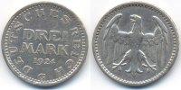 3 Mark 1924 G Weimarer Republik Silber - mit Randschrift UNRECHT sehr s... 85,00 EUR  zzgl. 3,80 EUR Versand