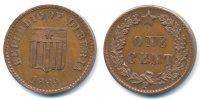 1 Cent 1889 P Liberia - Liberia Republik - Probe prägefrisch aus EA  129,00 EUR