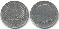 2,-DM 1964 G BRD Max Planck 1964 G - Kupfer/Nickel sehr schön/vorzüglic... 22,00 EUR  zzgl. 3,80 EUR Versand