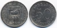 50 Pfennig 1919 Westfalen Neheim - Eisen 1919 (Funck 358.7a) vorzüglich  28,00 EUR  zzgl. 3,80 EUR Versand