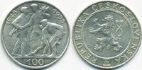 100 Kronen 1955 Tschechoslowakei - Czechoslovakia CSR 1945-1960 – 10 Ja... 79,00 EUR kostenloser Versand