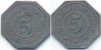5 Pfennig ohne Jahr Elsass/Lothringen - Oberhofen W. Wieprecht Kantine ... 25,00 EUR  zzgl. 3,80 EUR Versand