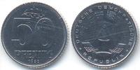 50 Pfennig 1980 A DDR Aluminium stempelglanz/Export  23,00 EUR  zzgl. 3,80 EUR Versand