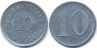 10 Pfennig ohne Jahr Bayern - Regensburg Bleib nicht Lang Regensburg (H... 69,00 EUR kostenloser Versand