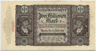 Deutsches Reich Inflation 1919-1924 2 Mill...
