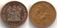 Südafrika - South Africa 1 Cent Republik seit 1961 - Bronze