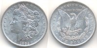 USA 1 Dollar Morgan Dollar