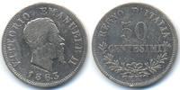 50 Centesimi 1863 MBN Italien - Italy Viktor Emanuel II. 1861-1878 – Va... 69,00 EUR  zzgl. 3,80 EUR Versand