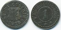 1 Pfennig 1918 Brandenburg Cüstrin - Eisen 1918 (Funck 86.1a) fast vorz... 69,00 EUR  zzgl. 3,80 EUR Versand