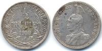 1/4 Rupie 1910 J Deutsch Ostafrika Wilhelm II. 1888-1918 - Silber schön... 22,00 EUR  zzgl. 3,00 EUR Versand