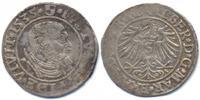 Groschen 1535 Preussen, Herzogtum (Ostpreussen) Albrecht von Brandenbur... 35,00 EUR