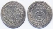 1/2 Batzen (2 Kreuzer) 1694 Öttingen-Wallerstein-Spielberg Wolfgang IV.... 129,00 EUR kostenloser Versand