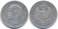 5 Mark 1907 D Bayern Otto 1886-1913 gutes sehr schön+  36,00 EUR  zzgl. 3,80 EUR Versand
