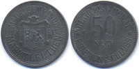 50 Pfennig 1917 Bayern Marktleuthen – Zink 1917 (Funck 322.6b) Röttinge... 28,00 EUR  zzgl. 3,00 EUR Versand
