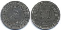 50 Pfennig 1918 Hannover Northeim - Zink vermessingt 1918 (Funck 385.3b... 28,00 EUR  zzgl. 3,00 EUR Versand