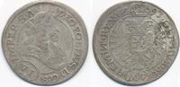6 VI Kreuzer 1693 MV Haus Habsburg - Prag Leopold I. 1657-1705 sehr sch... 239,00 EUR kostenloser Versand