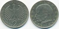 2,- DM 1964 G BRD Max Planck 1964 G - Kupfer/Nickel fast vorzüglich  30,00 EUR  zzgl. 3,80 EUR Versand