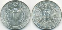 Österreich - Austria 25 Schilling 1955 prägefrisch 2. Republik - Bundest... 12,00 EUR  plus 1,80 EUR verzending