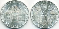 Österreich - Austria 25 Schilling 1968 prägefrisch 2. Republik – Lukas v... 12,00 EUR  plus 1,80 EUR verzending