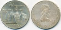 Kanada - Canada 5 Dollars 1973 prägefrisch Olympiade Montreal 1973 – &qu... 16,00 EUR  plus 1,80 EUR verzending