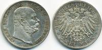 Sachsen-Altenburg 2 Mark Ernst 1853-1908