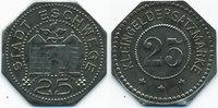 25 Pfennig ohne Jahr Hessen/Nassau Eschwege - Eisen ohne Jahr (Funck 12... 38,00 EUR  zzgl. 3,00 EUR Versand