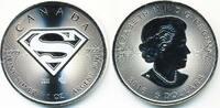 5 Dollars 2016 Kanada - Canada Kanada Superman 2016 – Silber 1 Oz. präg... 25,00 EUR  zzgl. 3,80 EUR Versand