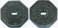 50 Pfennig 1918 Oberschlesien Hindenburg - Eisen 1918 (Funck 213.1Ad) s... 28,00 EUR  zzgl. 3,80 EUR Versand