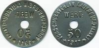 50 Pfennig 1917 Schleswig/Holstein Lauenburg - Eisen 1917 (Funck 274.3)... 85,00 EUR kostenloser Versand
