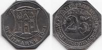 25 Pfennig 1921 Schlesien Münsterberg - Eisen 1921 (Funck 351.7) sehr s... 25,00 EUR  zzgl. 3,00 EUR Versand