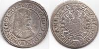 6 VI Kreuzer 1674 SP Schlesien-Württemberg-Oels Sylvius Friedrich 1664-... 45,00 EUR  zzgl. 3,00 EUR Versand