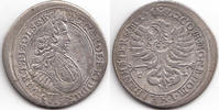 6 VI Kreuzer 1712 CLV Schlesien-Württemberg-Oels Carl Friedrich 1704-17... 89,00 EUR kostenloser Versand