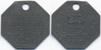 25 Pfennig 1917 Lothringen St. Avold – Zink 1917 (Funck 469.1Aa) vorzüg... 42,00 EUR  zzgl. 3,80 EUR Versand