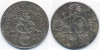 10 Pfennig 1920 Westfalen Werne - Eisen 1920 (Funck 596.5) sehr schön+ ... 39,00 EUR  zzgl. 3,80 EUR Versand
